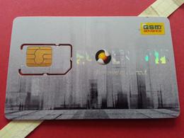 THAILAND SIM GSM Advance Evolution 3 - With Numbers USIM RARE Used (BH1219b5 - Thaïlande