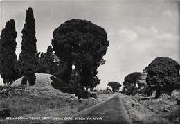 Roma. Tombe Dette Degli Orazi Sulla Via Appia. Non Viaggiata - Unclassified