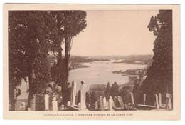CONSTANTINOPLE - Cimetière D'Eyoub Et La Corne D'Or - Turkey