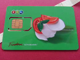 THAILAND SIM GSM 12Call Tomates - With Numbers USIM RARE Used (BH1219b5 - Thaïlande