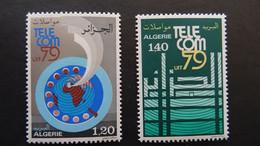 1979 Yv 701-702 MNH B36 - Algeria (1962-...)