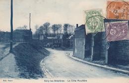 (182)  CPA  Sery Les Mézière  La Cote Routière    (Bon état) - Other Municipalities