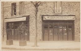 (182)  CPA  Photo  Issy Les Moulineaux  Hôtel De La Passerelle  Photographe  R. Virion  (Bon état) - Issy Les Moulineaux