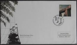 2005 GB/UK Stonehenge FDC - 2001-2010 Decimal Issues