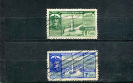 Dominicaine (République) 1937 Yt 297 299 - Repubblica Domenicana