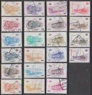 TR 433/54 Goederenwagons - Wagons De Marchandises ! Gestempeld - Oblitéré! - 1952-....