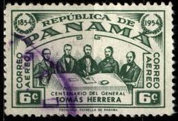 Panama 1954 Mi 440 Gen. Herrera At Conference Table - Panama