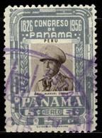 Panama 1956 Mi 474 General Manuel Odria - Panama