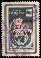 Panama 1959 Mi 552 UN Emblem - Overprinted - Panama