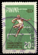 Panama 1959 Mi 561 Pan-American Games, Chicago - Panama