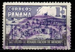 Panama 1959 Mi Z38 Youth Education - Panama