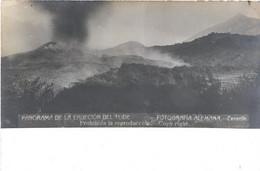 PANORAMA  DE LA ERUPCION DEL TEIDE  FOTOGRAFIA ALEMANA TENERIFE - Tenerife