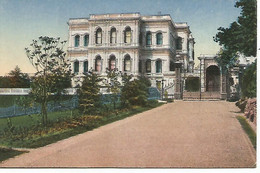 Constantinople Palais  Yildiz - Turkey