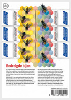 Niederlande Netherland  MNH ** 2021  Europa 2021 - Endangered Bees KB - Ongebruikt