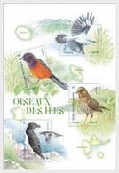 France Frankreich  MNH ** 2021  Fauna Flora - Island Birds - Ongebruikt