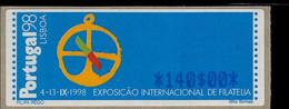 17 Briefmarkenausstellung (4) ** Postfrisch, MNH, Neuf - Automatenmarken (ATM/Frama)