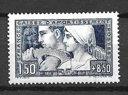 France YT N° 252 Neuf *. Gomme D'origine. TB. A Saisir! - Unused Stamps
