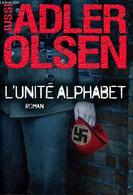 L'unité Alphabet - Adler-Olsen Jussi - 2018 - Other