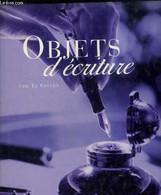 Objets D'écriture - Le Collen Eric - 0 - Livres Dédicacés