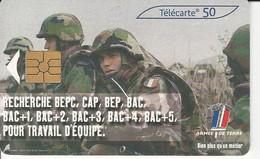 Télécarte - Armée De Terre - Army