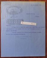 ROLLS & COMPANY - Uper Edmonton LONDRES London - Fabrique De Vernis - M. Privas à Dijon - Py Laroche - Lettre 1920 - United Kingdom