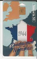 Télécarte - Débarquement De Normandie - Army