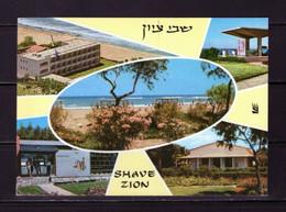 Israel  Hotel SHAVE ZION Voyagé Vers Allemagne - Israel