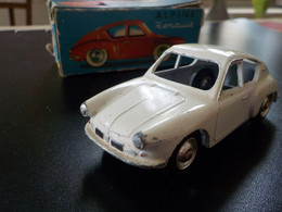 "Renault Alpine  Type  ""Mille Miles"" -  CIJ-  Bon état - CIJ"