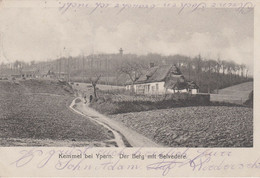FELDPOST - GUERRE 14-18 - KEMMEL PRÈS D'YPRES (BELGIQUE) - BELVEDERE - War 1914-18