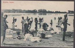 Sri Lanka (Ceylon)  - Dhobies - Sri Lanka (Ceylon)