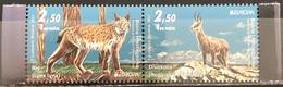 Bosnia And Hercegovina, 2021, Europa Cept Stamps, Endangered Animal Species (MNH) - Bosnia And Herzegovina
