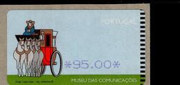 19 (1) Postmuseum  ** Postfrisch, MNH, Neuf - Automatenmarken (ATM/Frama)