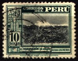 Peru 1951 Mi 477 Mt. Huascaran (1) - Peru