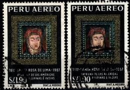Peru 1967 Mi 683 St. Rosa Of Lima - Peru