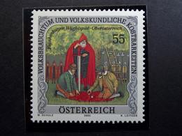 Österreich - Austriche - Austria - 2005 -  N° 2543  - Postfrisch - MNH - Frankenburger Würfelspiel - 2001-10 Nuevos & Fijasellos
