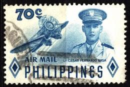 Philippines 1955 Mi 599 Lt César Fernando Baza (1) - Philippinen