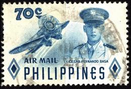 Philippines 1955 Mi 599 Lt César Fernando Baza (2) - Philippinen