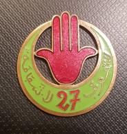 Rare 27° Maroc Arthus Bertrand - Heer