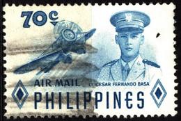 Philippines 1955 Mi 599 Lt César Fernando Baza (3) - Philippinen
