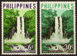 Philippines 1959 Mi 642-643 World Tourist Conference Manila - MNH - Philippinen