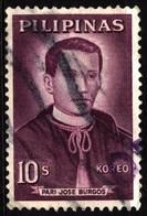Philippines 1963 Mi 701 José Apolonio Burgos Y García - Philippinen