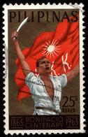 Philippines 1963 Mi 740 Andres Bonifacio - Philippinen