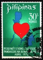 Philippines 1972 Mi 1031 World Heart Month - Philippinen