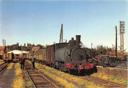 59-CAUDRY-TRAIN A VAPEUR-N°T571-C/0079 - Caudry