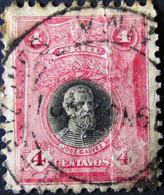 Peru - 1918 - Mi:PE 172, Sn:PE 211, Yt:PE 178 O - Look Scan - Peru
