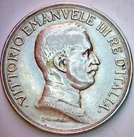 1 Lire 1917 Victor Emanuele III - 1900-1946 : Victor Emmanuel III & Umberto II