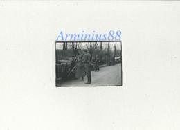 France, 1940 - Mini Photo - Moulins-sur-Allier - Wehrmacht - War, Military