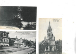 7 Cartes Anciennes INDE / TRICHINOPOLY - Inde