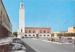 Sabaudia. Piazza Del Comune. Non Viaggiata - Unclassified