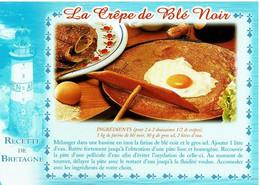 Recette De Bretagne, Phare : La Crêpe De Blé Noir - éditons Yca - Neuve - Recipes (cooking)